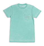 Southern Marsh Youth Seawash Tee - Authentic