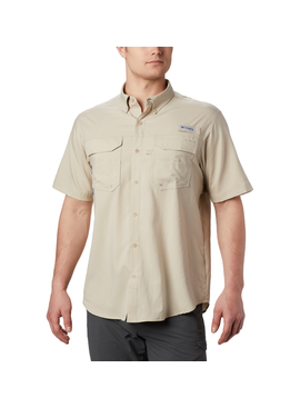 Columbia Sportswear Blood and Guts III Short Sleeve Woven Shirt