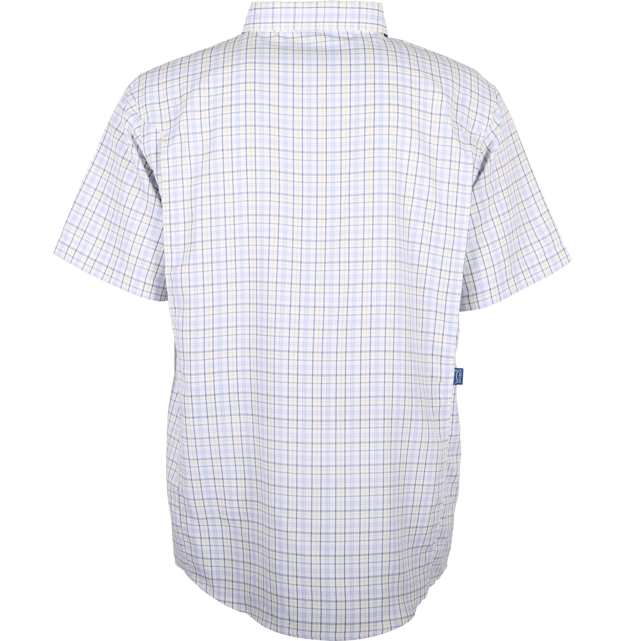 AFTCO AFTCO Intersection Short Sleeve Botton Down Shirt