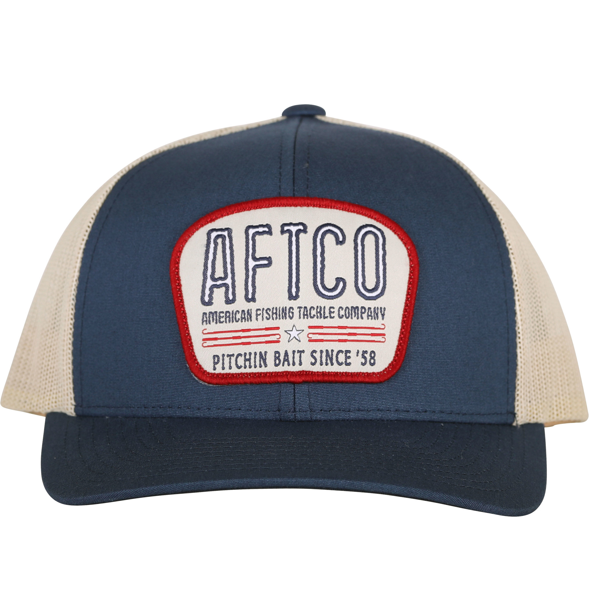 AFTCO AFTCO Waterbourne Trucker Hat
