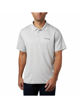Columbia Sportwear Utilizer Stripe Polo III -Big