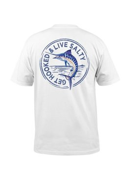 Salt Life Marlin Stamp Tee