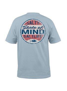 Salt Life Salty Mind Pocket Tee