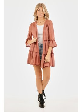 3/4 Sleeve Cardigan/Kimono