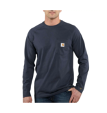 Carhartt Carhartt Force® Cotton Delmont Long-Sleeve T-Shirt