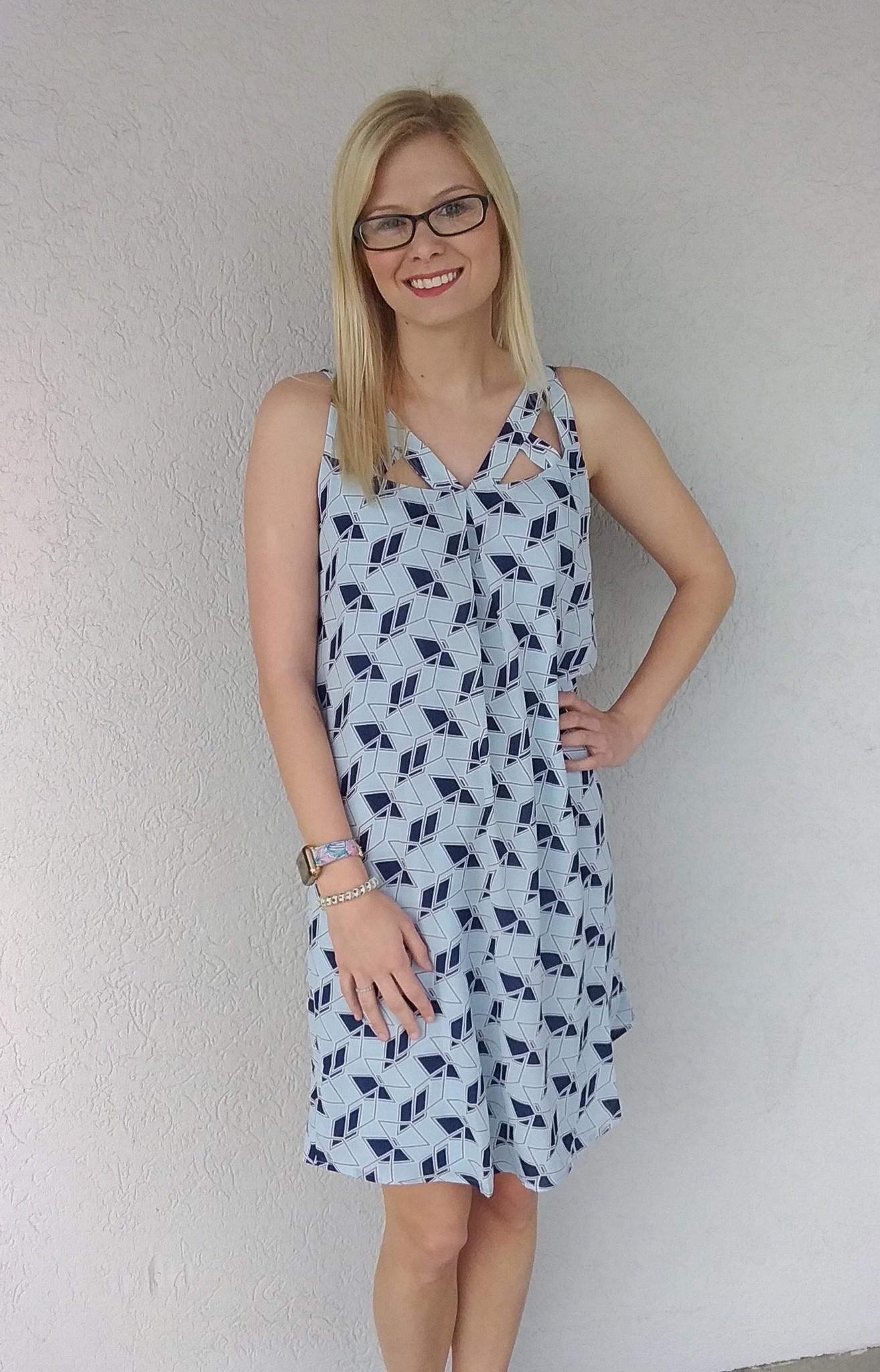 Aryeh ARYEH Cutout Dress