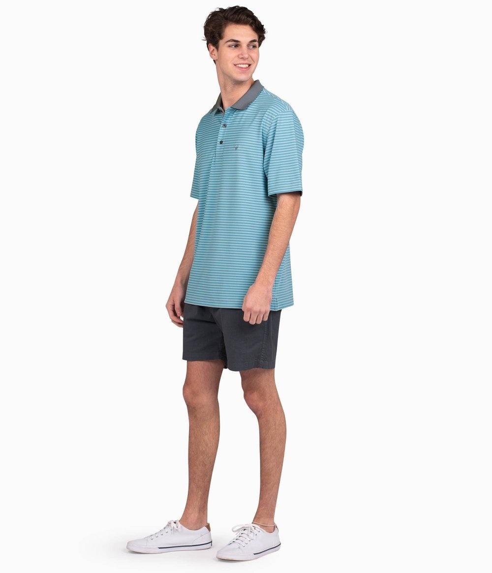 Southern Shirt King Street Pique Polo