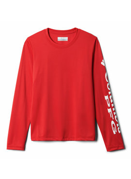 Columbia Sportwear Kids' PFG Terminal Tackle™ Long Sleeve Tee