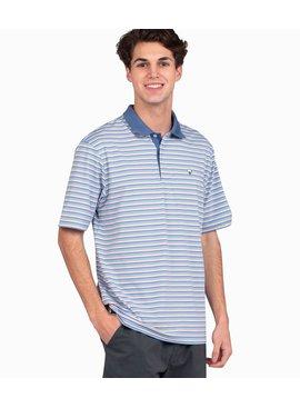 Southern Shirt Dawson Stripe Polo