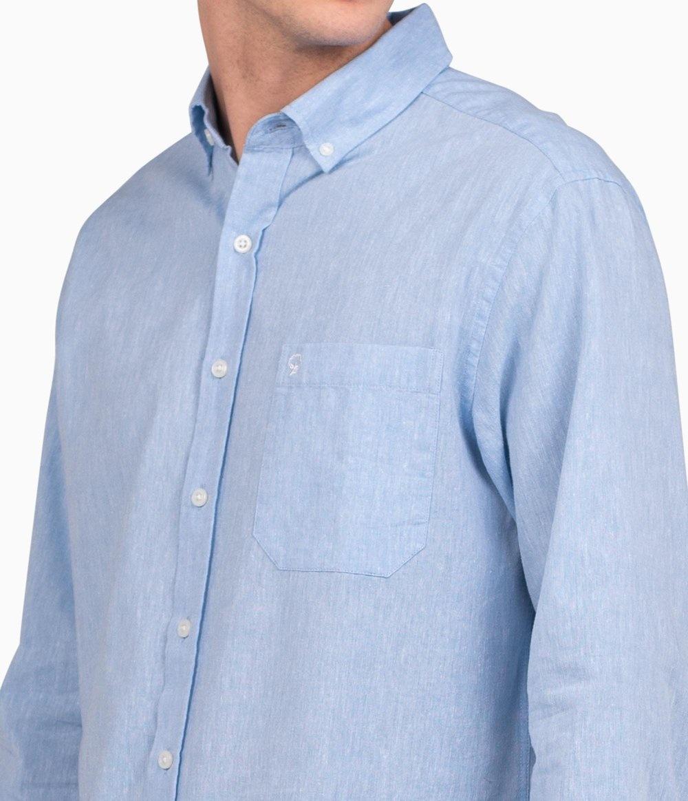 Southern Shirt Linen Kiawa Shirt