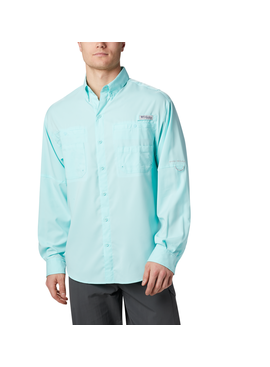 Columbia Sportwear Men's PFG Tamiami™ II Long Sleeve Shirt — Tall