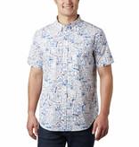 Columbia Sportswear Men's Rapid Rivers™ Printed Short Sleeve Shirt – Big