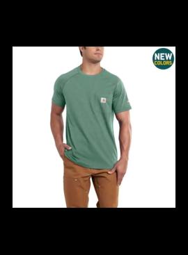 Carhartt Carhartt Force® Cotton Delmont Short-Sleeve T-Shirt -Tall