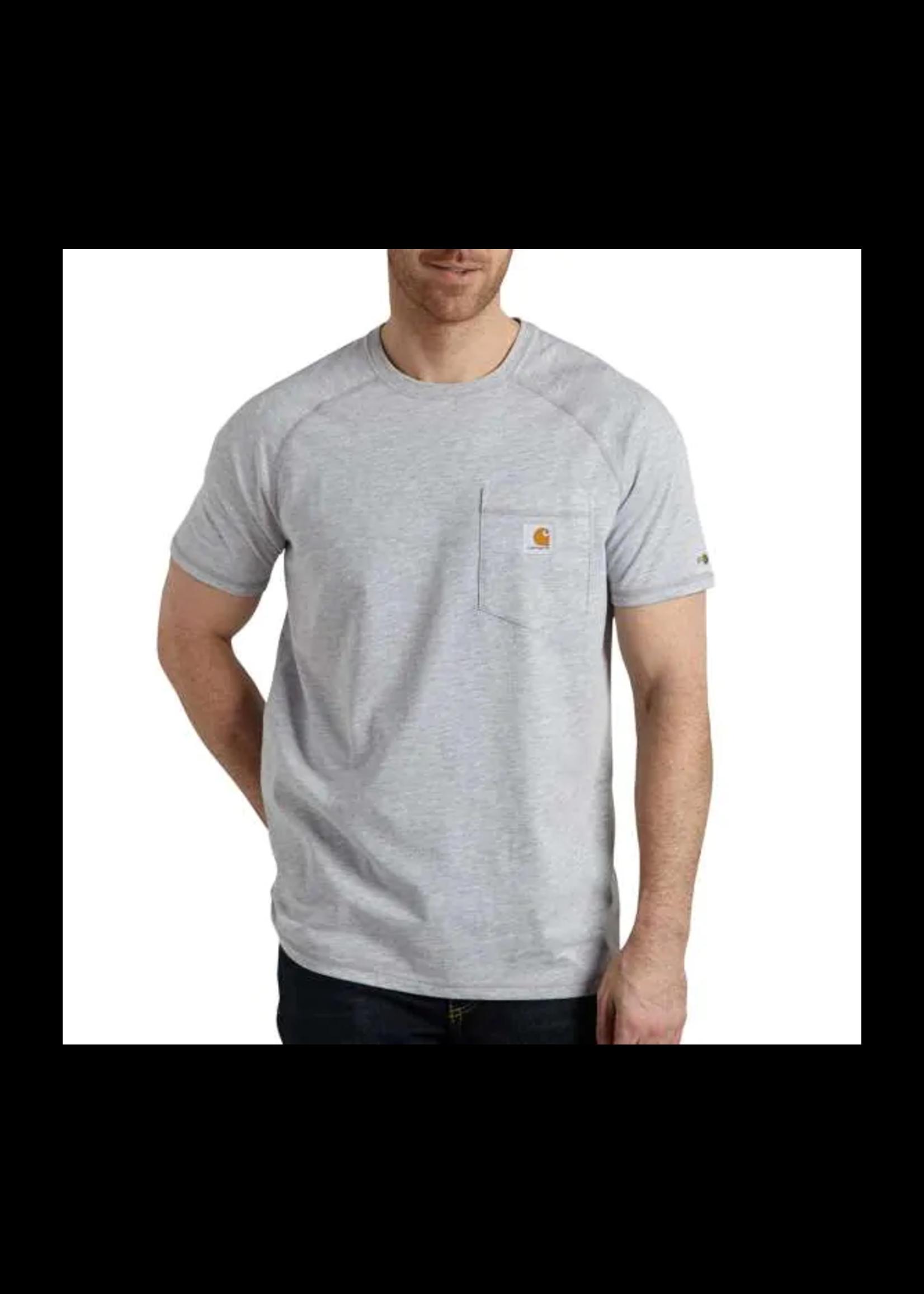 Carhartt Carhartt Force® Cotton Delmont Short-Sleeve T-Shirt -BIG