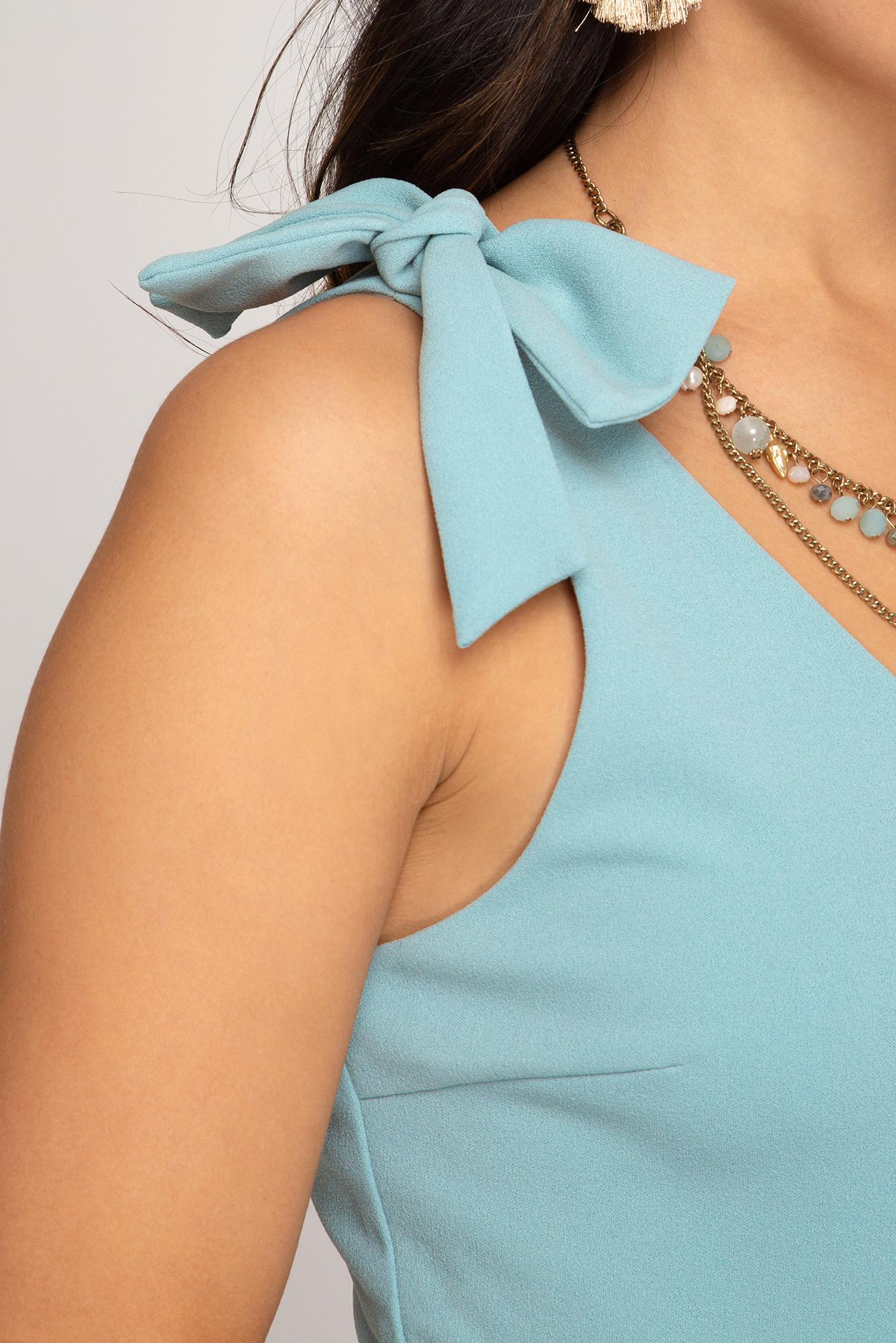 SHEANDSKY Heavy Knit Dress