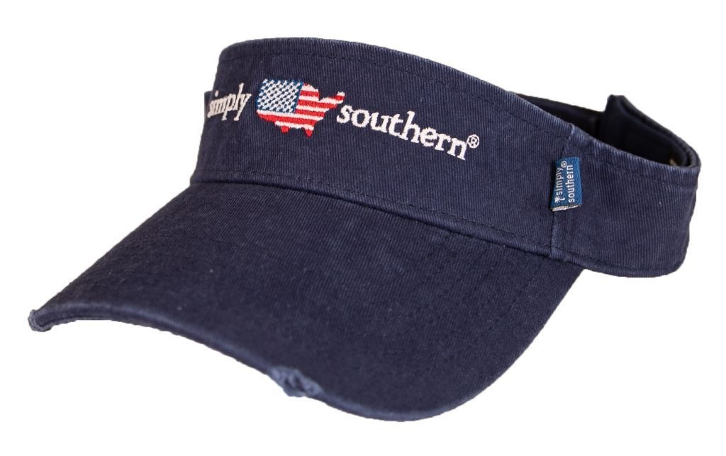 Simply Southern Collection Guy's Visor