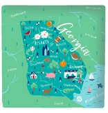 Simply Southern Collection State Coaster