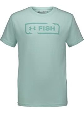 Under Armour Under Armour Boys'  Fish Icon
