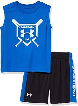 Under Armour Under Armour Baseball Squad Toddler Set