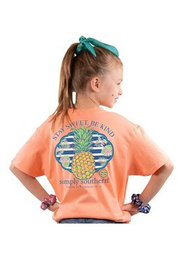 Simply Southern Collection YOUTH Simply Southern Stay Sweet Be Kind