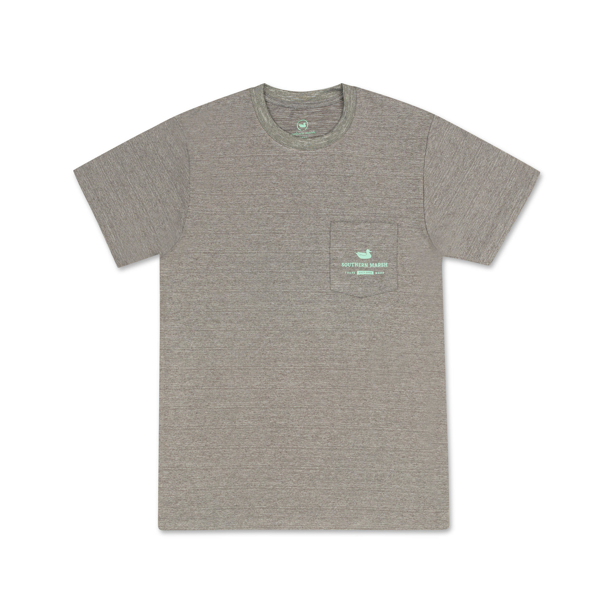Southern Marsh FieldTec™ Heathered Tee - Spoon