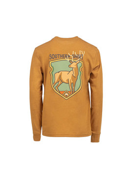 Southern Shirt Boy's Buck Fever LS