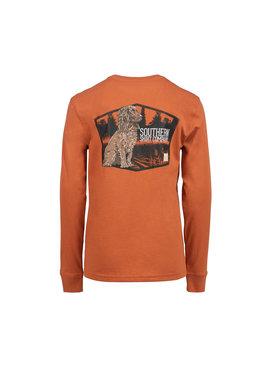 Southern Shirt Boy's Boykin Spaniel LS