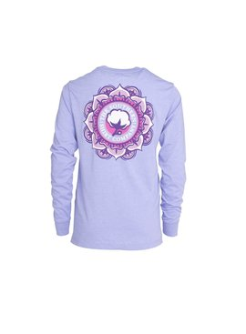 Southern Shirt Girl's Mandala Tee LS