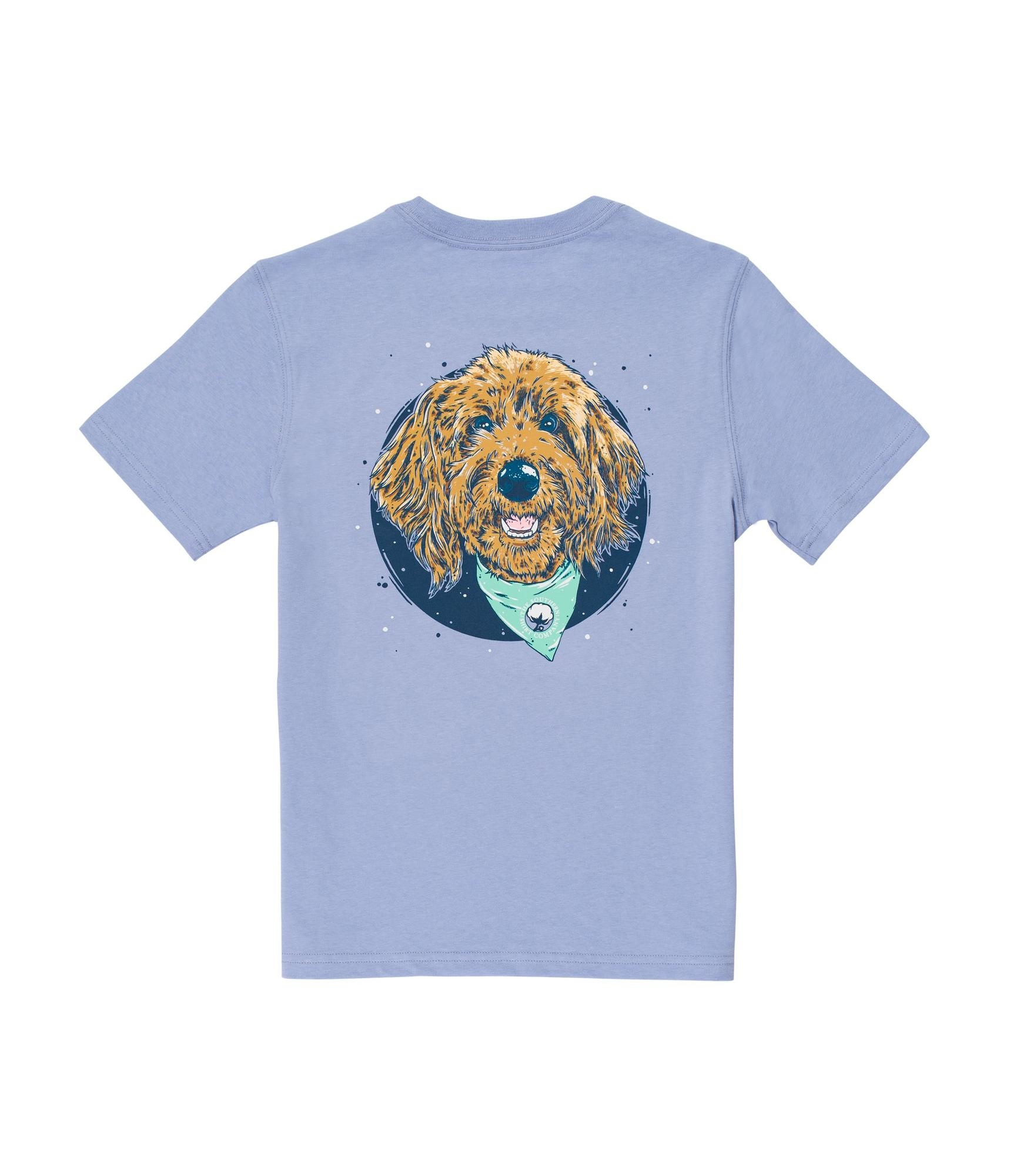 Southern Shirt Girl's Molly Doodle SS