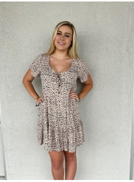 dress forum Cheetah Swinging Mini Dress