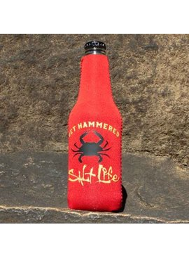 Salt Life Get Hammered Bottle Holder