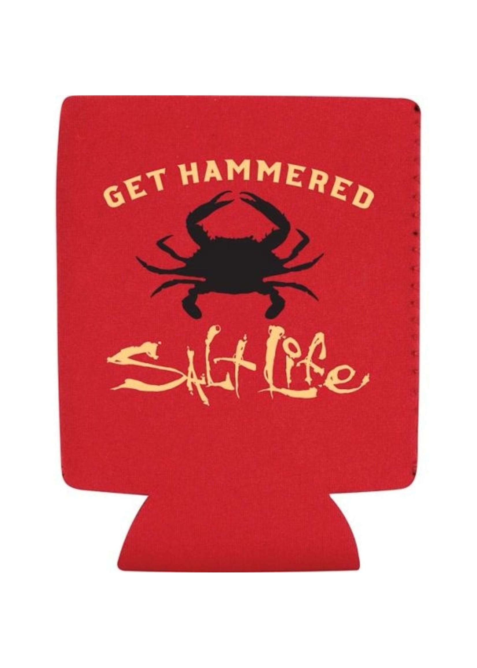 Salt Life Get Hammered Can holder