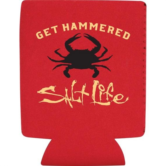 Salt Life Get Hammered Can holder