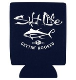 Salt Life Getting Hooked Can Holder