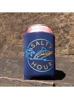 Salt Life Salty Hour Can Holder