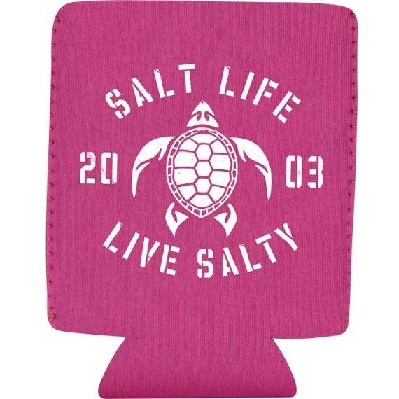 Salt Life Salty Turtle Can Holder
