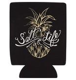 Salt Life Signature Pineapple Can Holder