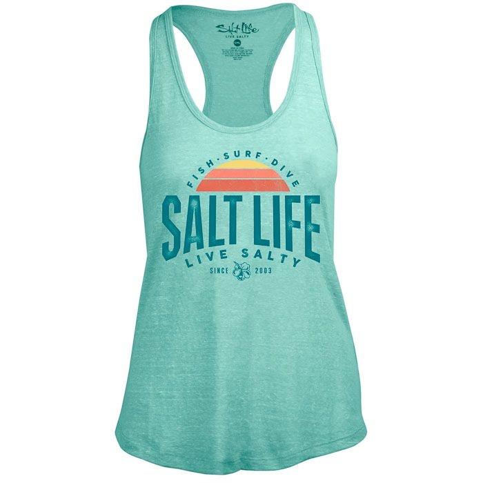 Salt Life Sunbeam Tri-Blend Tank