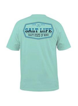 Salt Life Waving Pocket Tee