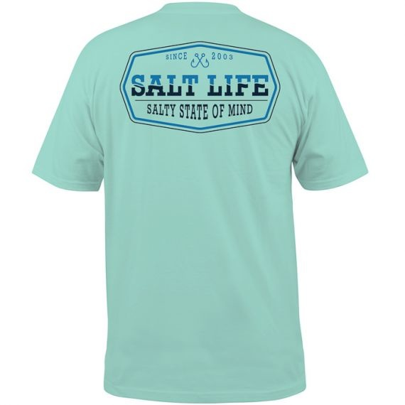 Salt Life Waving Pocket Tee