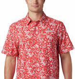 Columbia Sportswear Men's Collegiate PFG Super Slack Tide™ Shirt - Georgia
