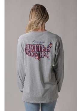 Lauren James Better Together T-shirt