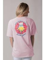 Lauren James Tip Toe Through The Tulips T-shirt