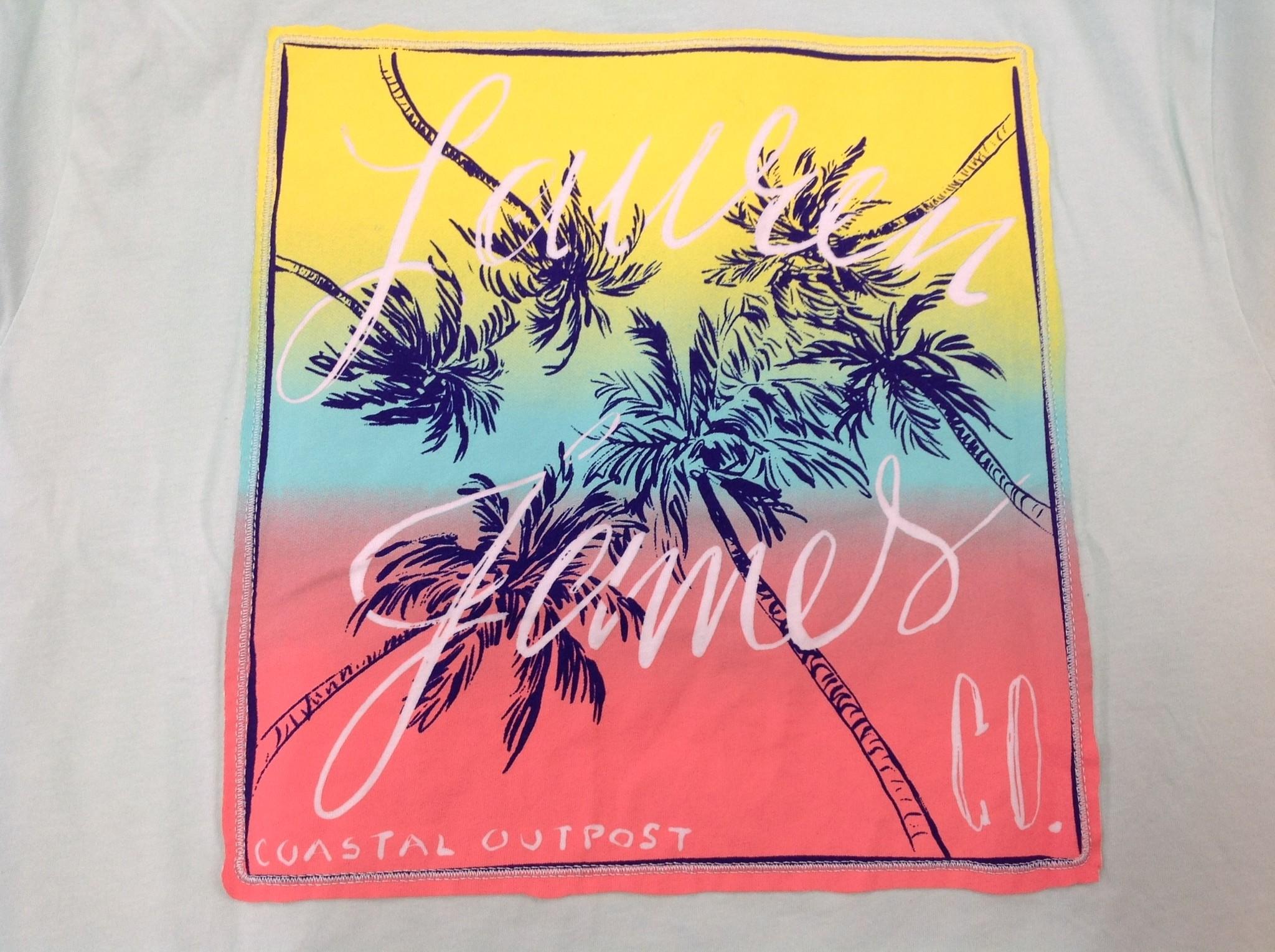 Lauren James Coastal Outpost T-shirt