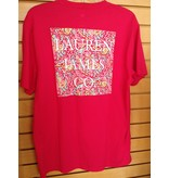 Lauren James LJ Pattern T-shirt