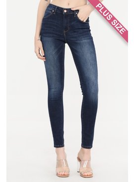 Tricot by C'est Tol Mid Rise Basic Skinny