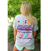 Jadelynn Brooke That's Why We Have Dads - SS / Pocket Tee