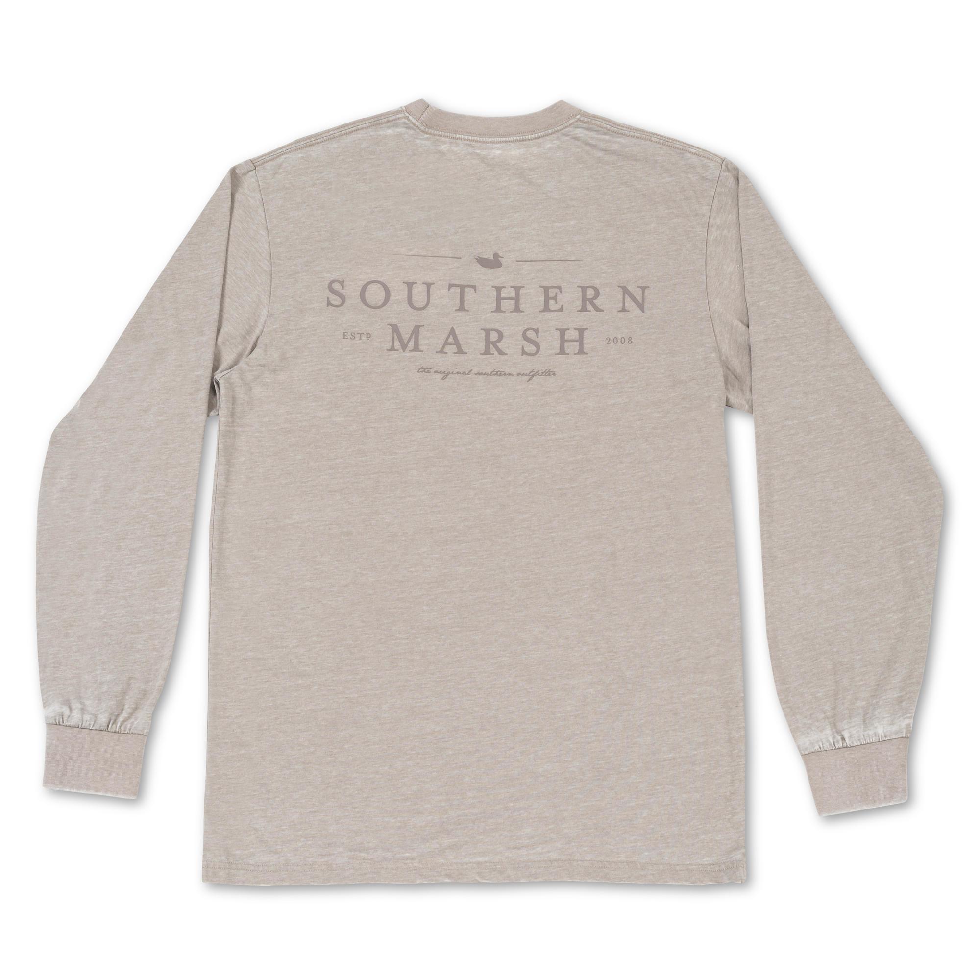 Southern Marsh SEAWASH™ Tee - Classic - Long Sleeve