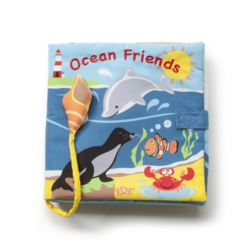 Demdaco Friends Book with Sound