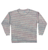 Southern Marsh Sunday Morning Sweater - Rainbow
